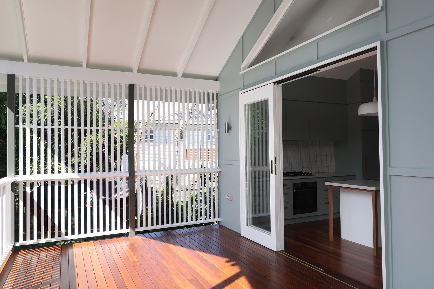 Home Extension Project Greenslopes Brisbane by Dirsell Constructions | We are Brisbane's Best Renovation & Extension Builder | 0432 897 328