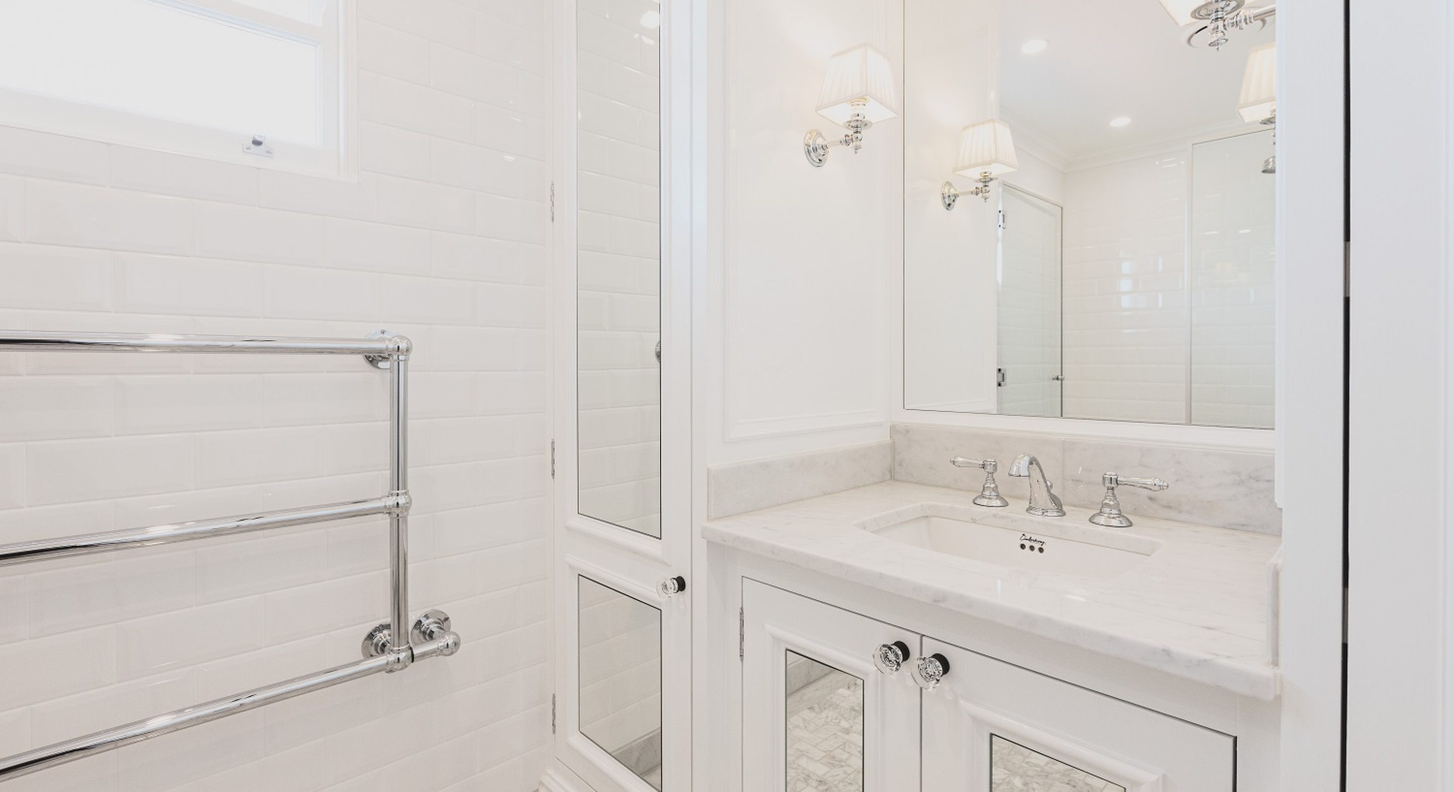 Bathroom Renovations by Dirsell Constructions
